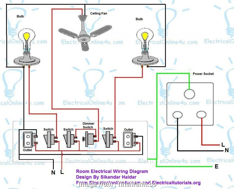 Electrical Wiring Residential  Canadian Edition Pdf Simple Diagram House Electrical Wiring