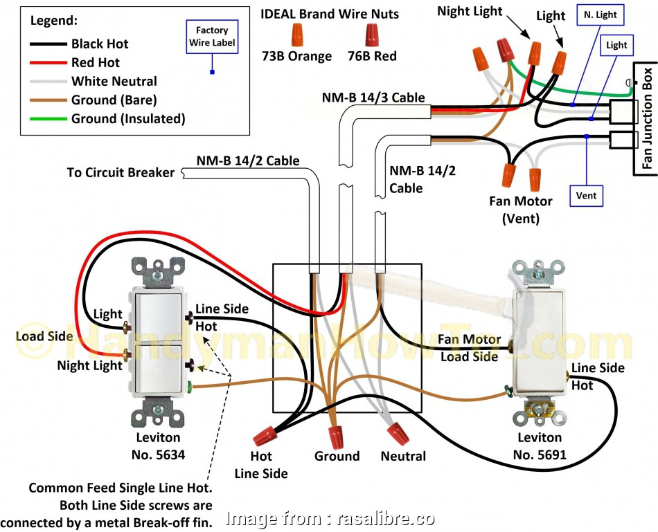 Electrical Wiring Colors Nice 110V Wiring Diagram ... on