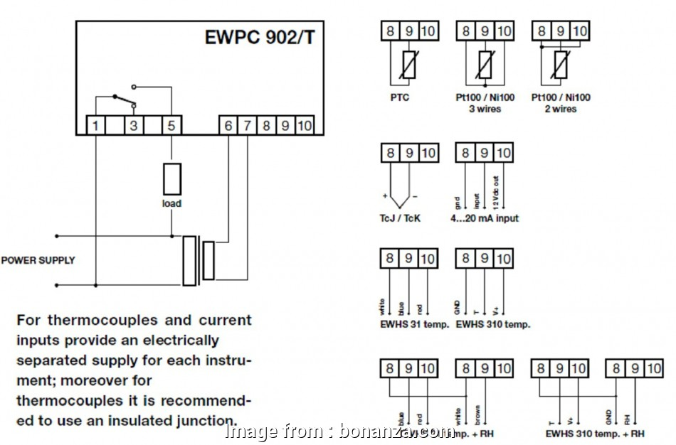 Eliwell Thermostat Wiring Diagram Brilliant ... Eliwell ... on