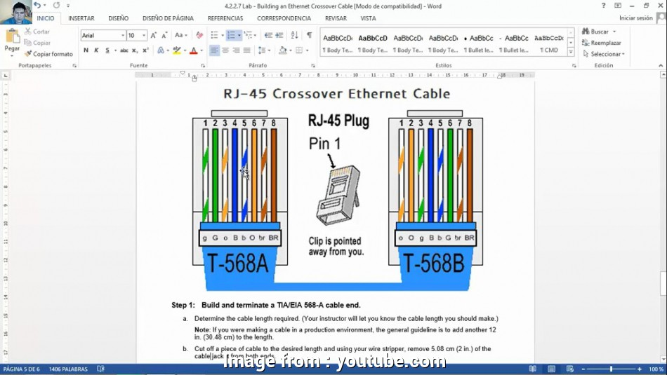 ethernet cross cable wiring diagram 4.2.2.7,, Building an Ethernet Crossover Cable 11 Fantastic Ethernet Cross Cable Wiring Diagram Ideas