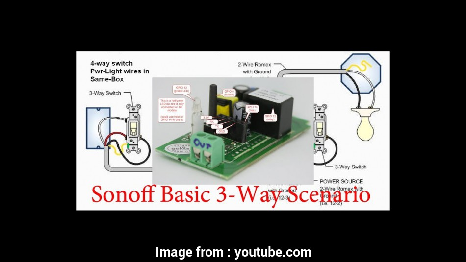 Ewelink Light Switch Wiring Top 2018 Sonoff 3-Way Switch