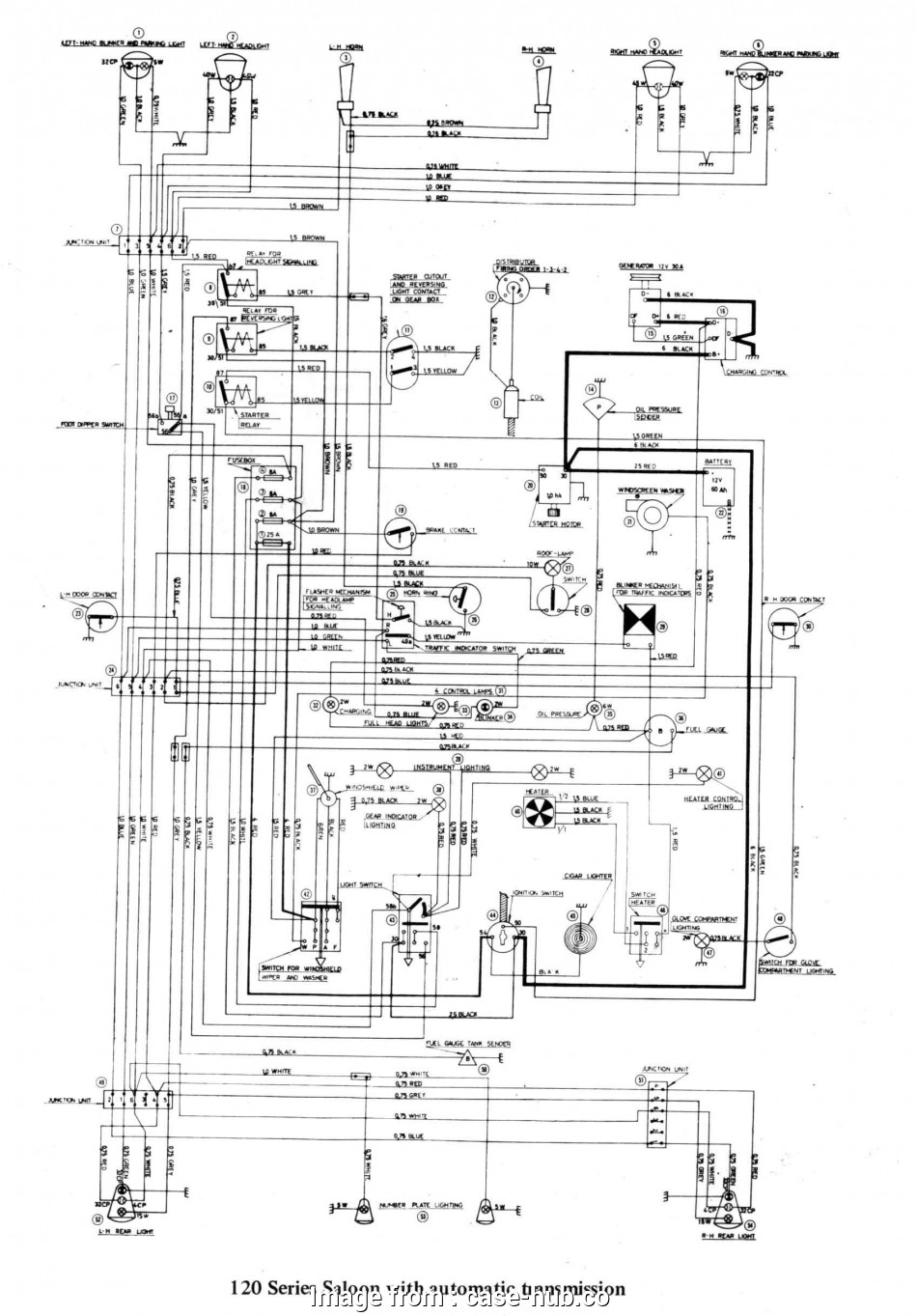 Easy Go Golf Cart Starter Generator Wiring Diagram. Melex ... Gas Golf Cart Lights Wiring Diagram on