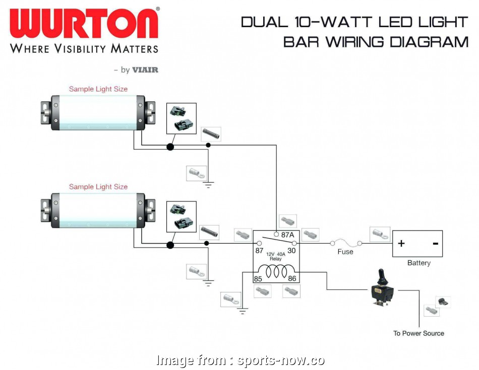 Fluorescent Light Switch Wiring Diagram Popular Switch