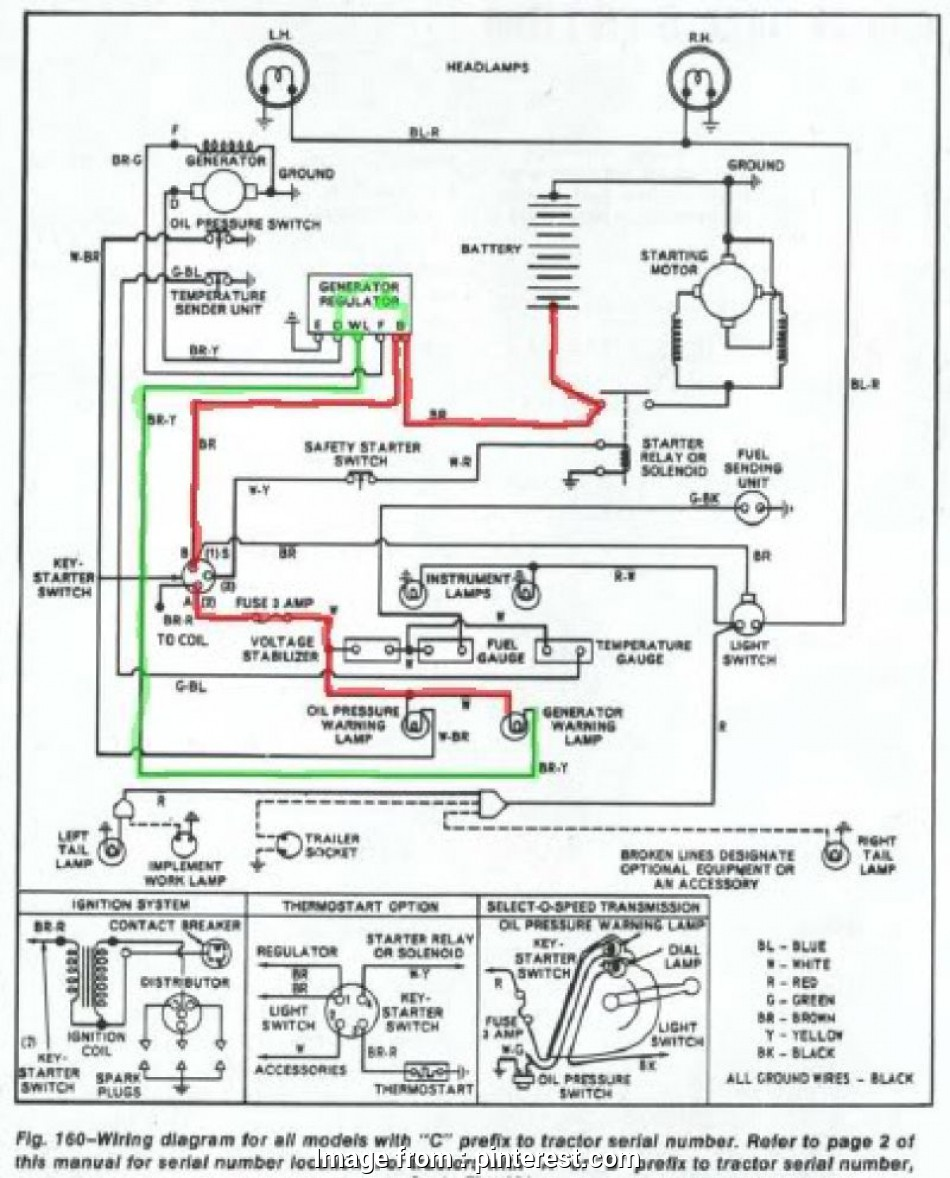 ford 3930 starter wiring diagram Wiring Diagram, A Ford Tractor 3930, The Wiring Diagram,Wiring diagram,Wiring Diagram Ford Tractor 2310 11 Creative Ford 3930 Starter Wiring Diagram Ideas