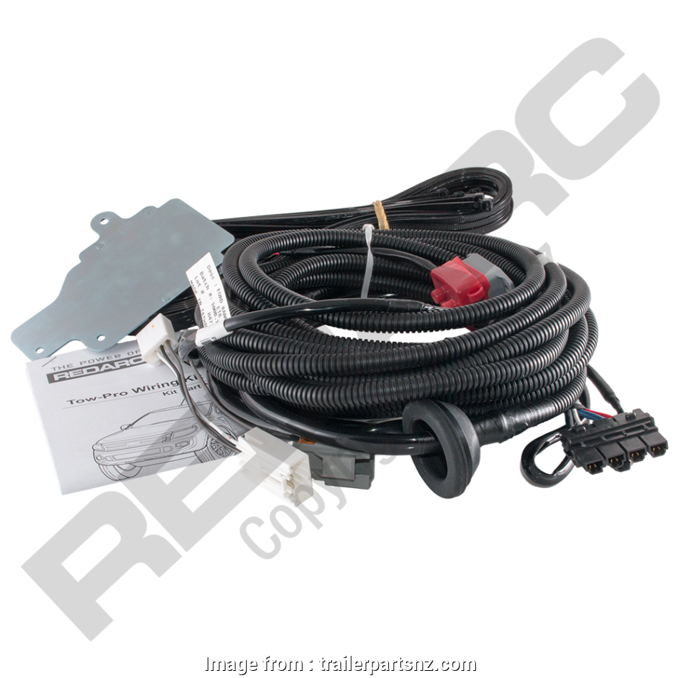 Ford Everest Electrical Wiring Diagram New Redarc Tow Everest