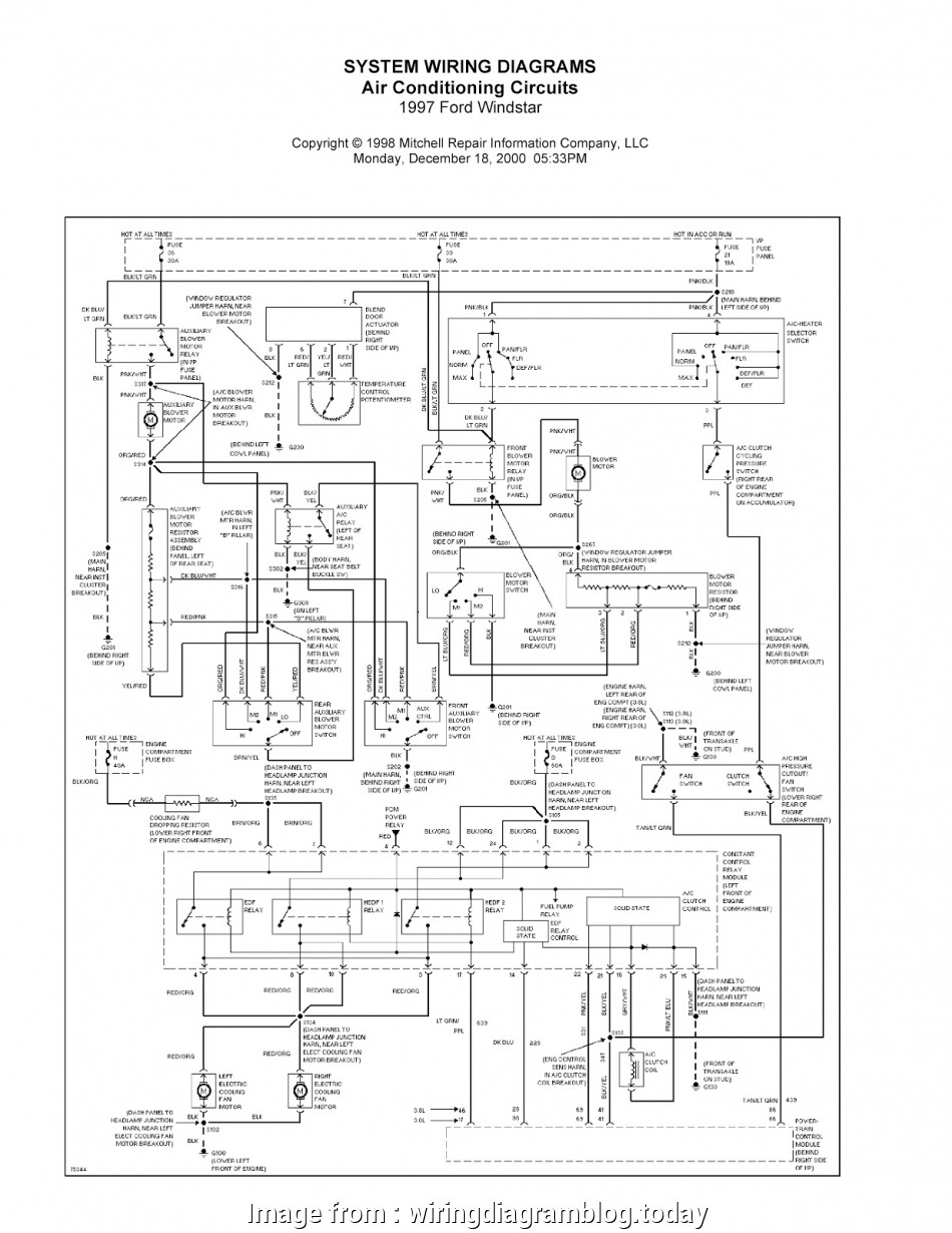 Ford F650 Starter Wiring Diagram Creative 1997 Ford