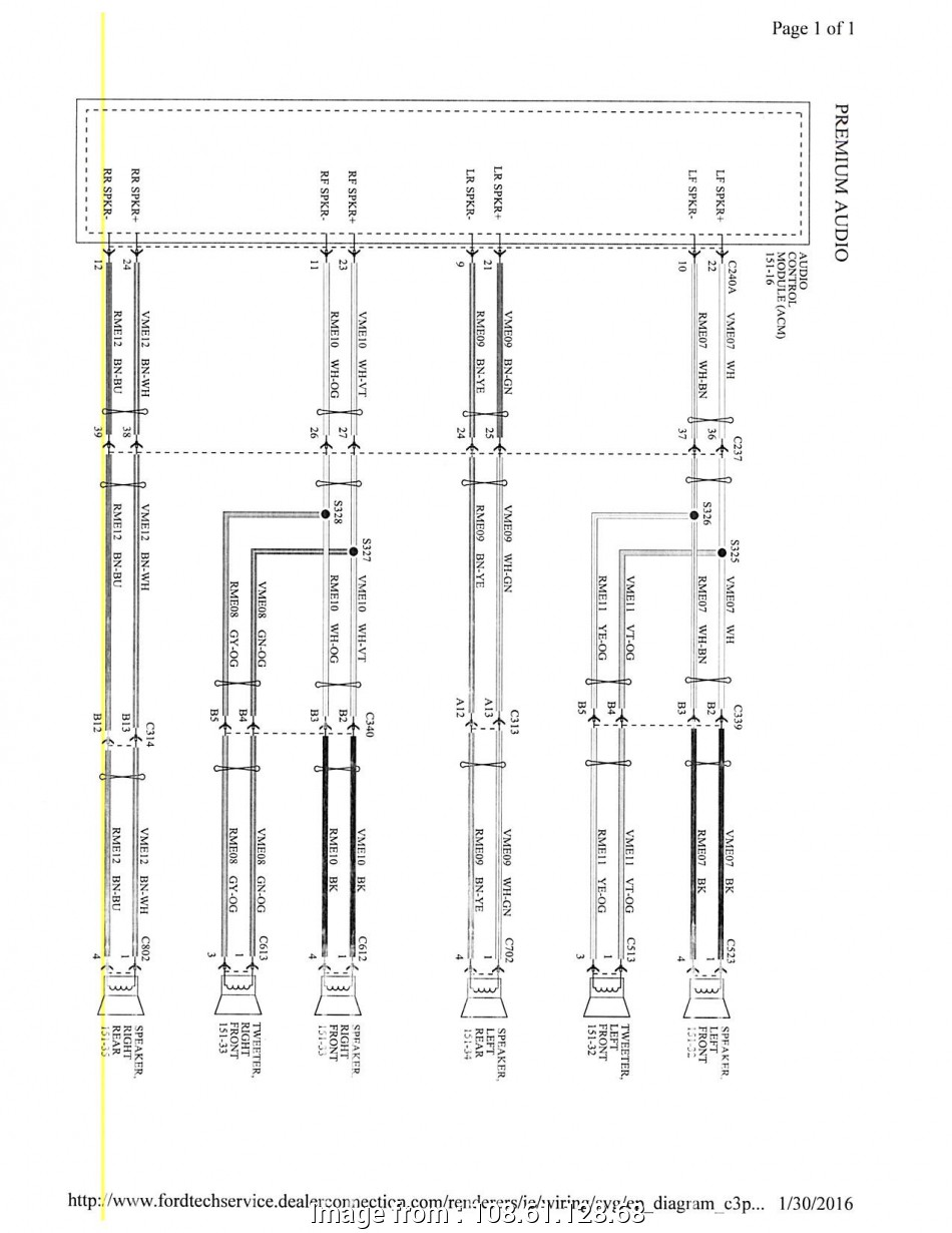 ford ka electrical wiring diagram popular ford focus stereo wiring diagram with example 34702