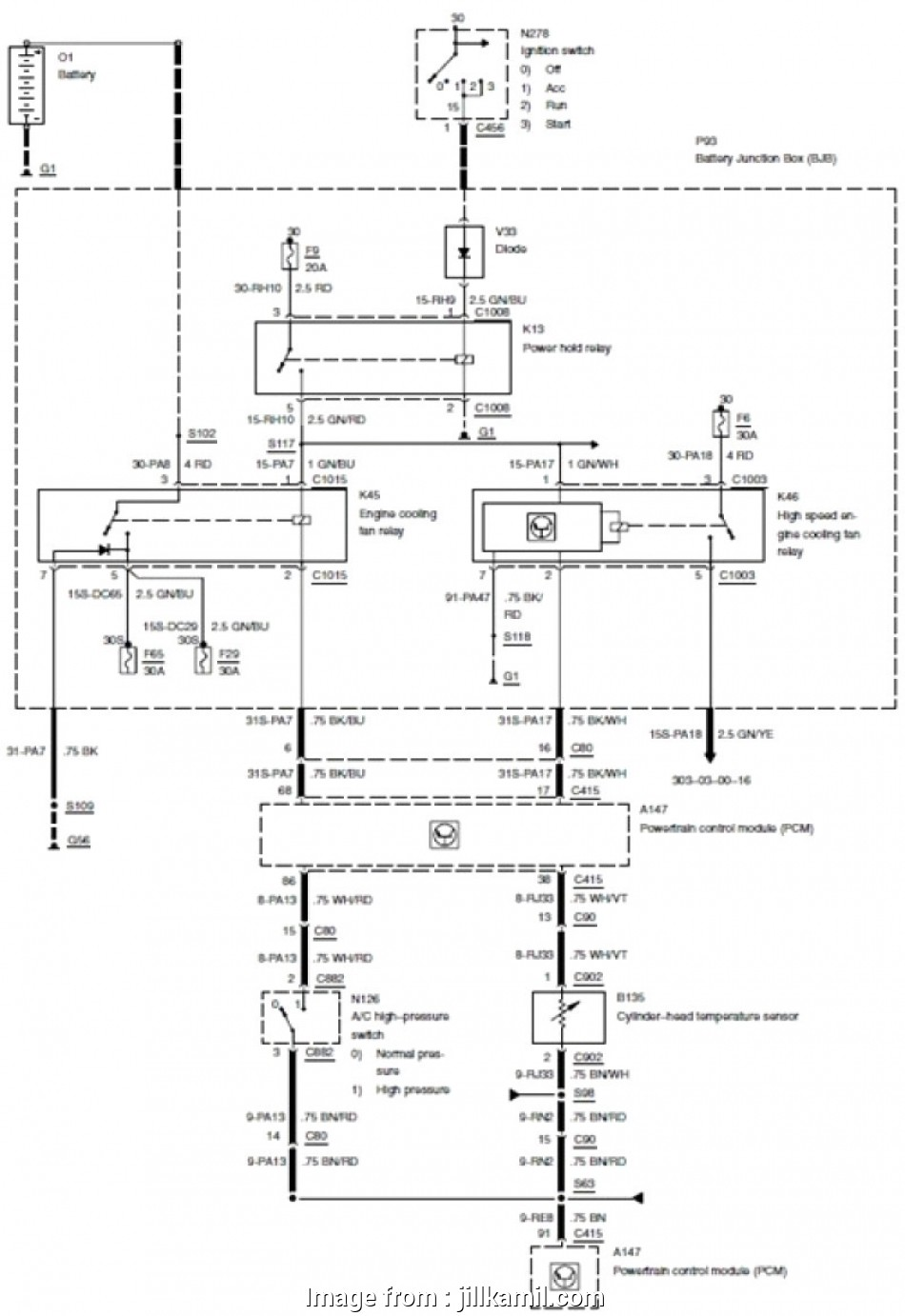 Ford Ka Electrical Wiring Diagram Popular Original 10 2002