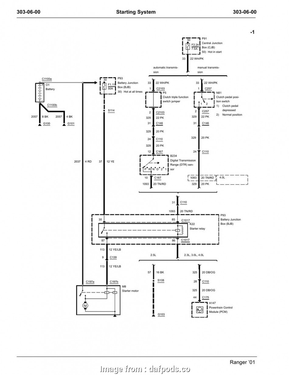 Ford Pickup Wiring Diagrams