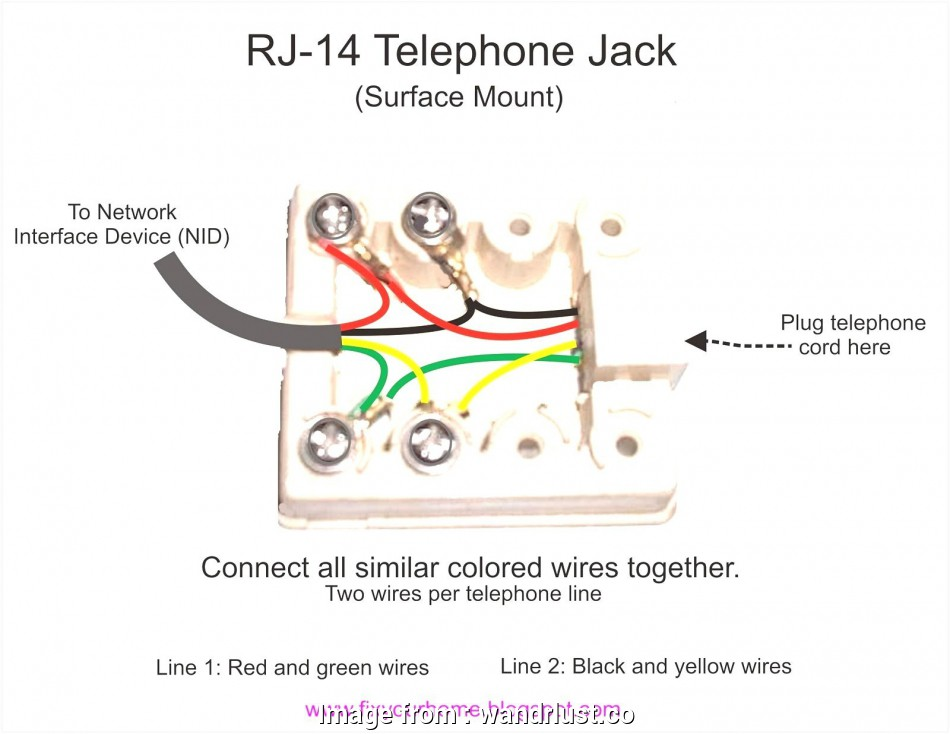 french electrical wire colors wiring diagram, home phone jack valid telephone wiring diagram rh yourproducthere co 15 Fantastic French Electrical Wire Colors Solutions