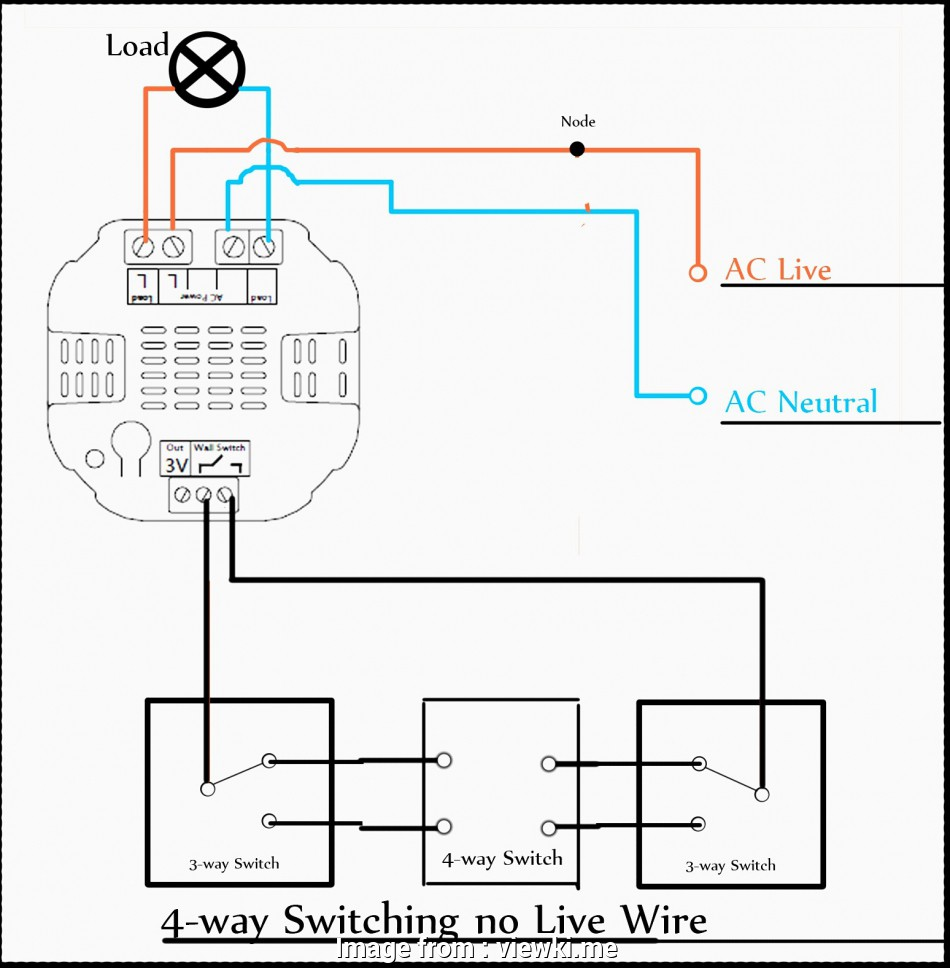 Ge Smart Switch 3  Wiring Diagram Perfect 3  Dimmer Switch