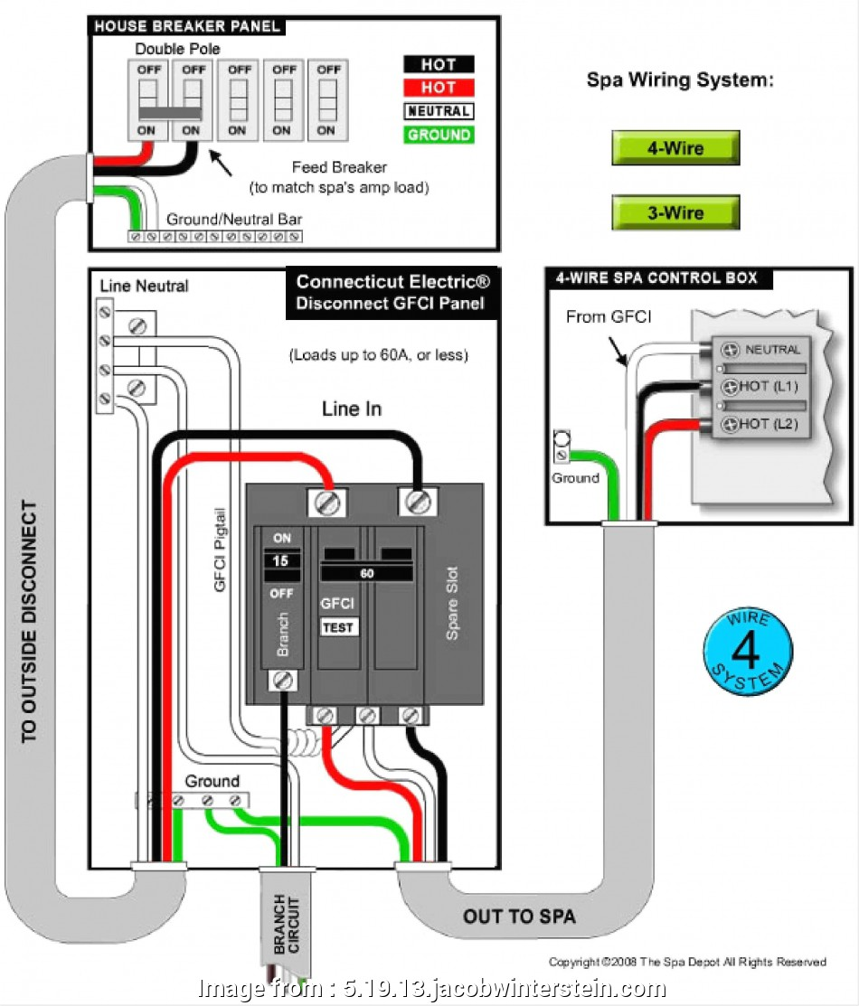 gfci breaker wiring diagram Spa Gfci Wiring Wiring Diagram Todays Wiring-Diagram GFCI Circuit, Gfci Wiring Diagram 10 Top Gfci Breaker Wiring Diagram Images