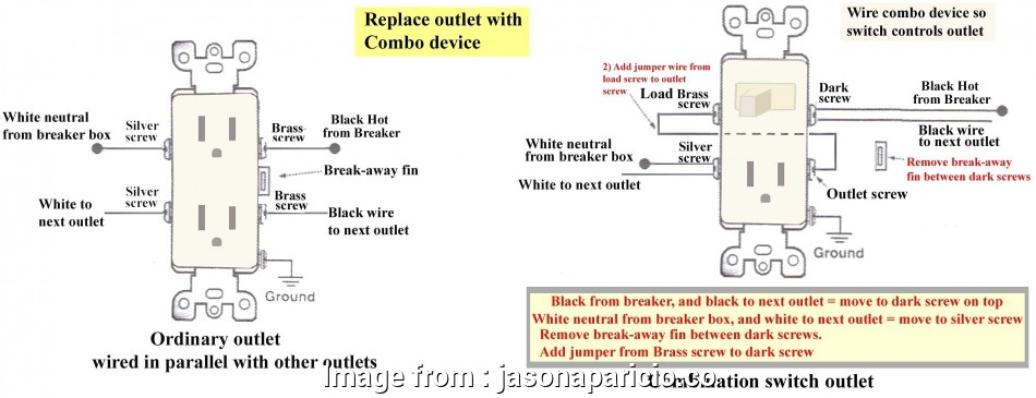 gfci outlet with switch wiring diagram Wiring Diagram Outlet Switch Combo Best Wiring Diagram Outlet Switch Refrence Cooper Gfci Outlet Switch 10 Practical Gfci Outlet With Switch Wiring Diagram Solutions