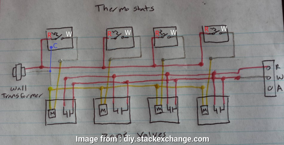 go control thermostat wiring diagram boiler, where do i connect my c wire  from my
