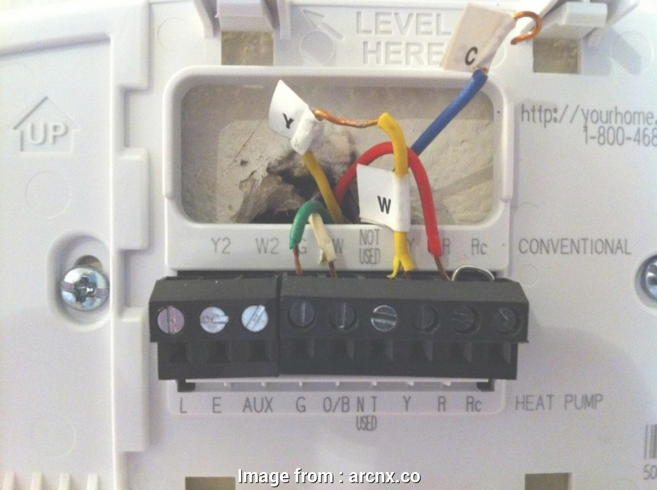 Go Control Thermostat Wiring Diagram Professional