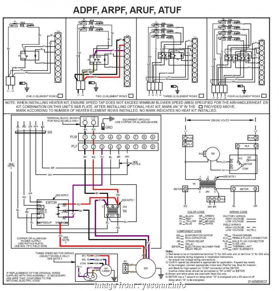 goodman heat pump thermostat wiring diagram Goodman Heat Pump thermostat Wiring Diagram Mihella 14 Nice Goodman Heat Pump Thermostat Wiring Diagram Images