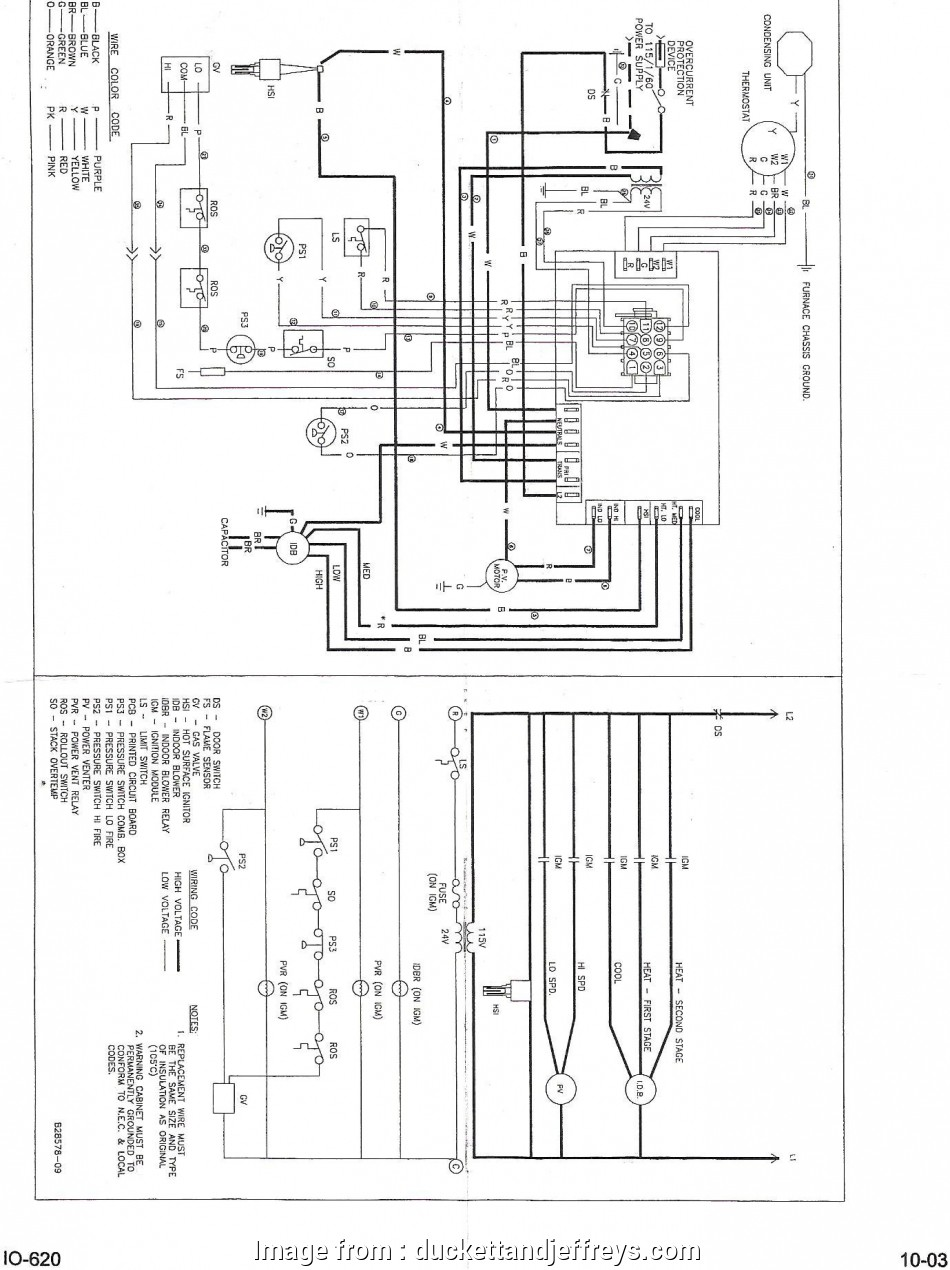 Goodman Heat Pump Thermostat Wiring Diagram Professional Goodman Heat Pump Thermostat Wiring