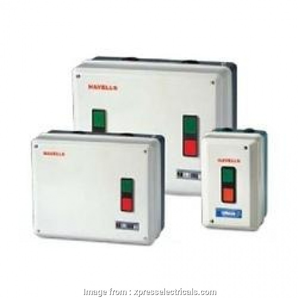 havells dol starter wiring diagram Havells Cosmic Star, (3-Ph) Starter, 7.5HP/5.6kW, 415V Coil, 10-13A Relay 13 New Havells, Starter Wiring Diagram Photos