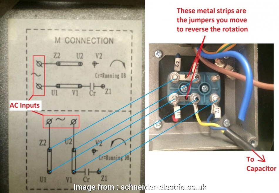 havells dol starter wiring diagram How do I connect a direct on line (DOL) starter to a single phase motor? Havells, Starter Wiring Diagram Perfect How Do I Connect A Direct On Line (DOL) Starter To A Single Phase Motor? Photos