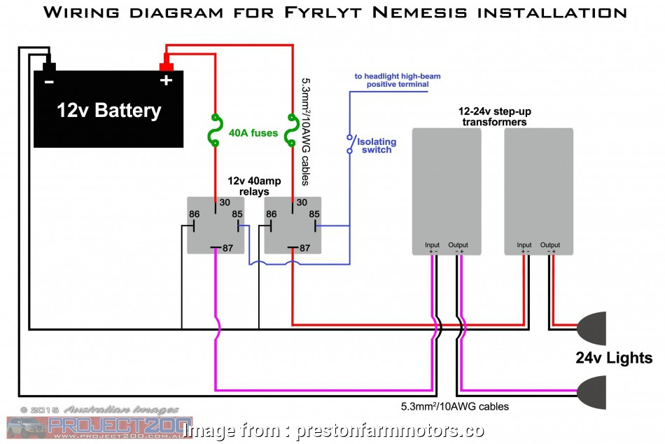 Hella Relay Wiring Diagram from tonetastic.info