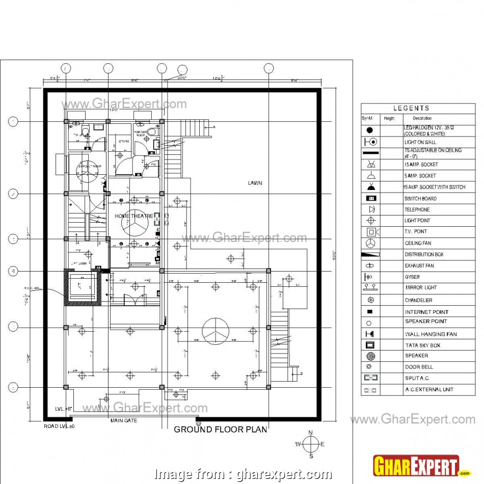 Home Wiring Drawings - Schematics Online on
