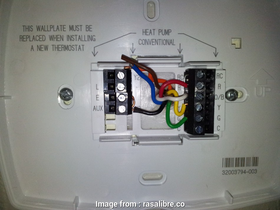 13 Fantastic Honeywell Rth7500 Thermostat Wiring Diagram