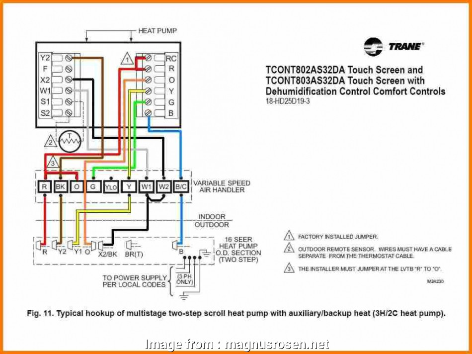 Honeywell T5 Wifi Thermostat Wiring Diagram Brilliant