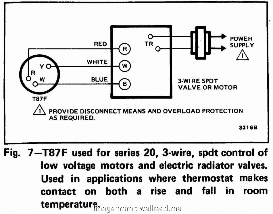 honeywell thermostat wiring diagram 2 wire Best 2 Wire Thermostat Wiring Diagram Heat Only 43 On Leviton Outlet Within 16 Cleaver Honeywell Thermostat Wiring Diagram 2 Wire Solutions