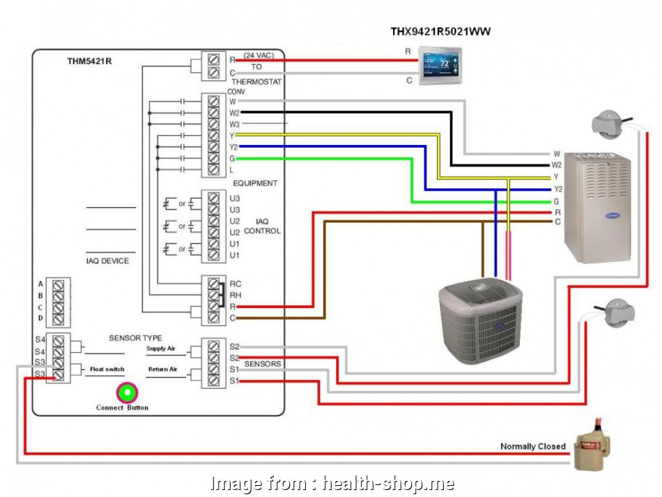 Wiring Diagram For Nest Thermostat from tonetastic.info