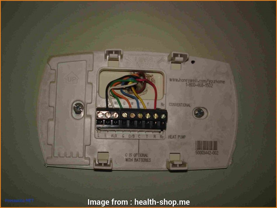 Honeywell Thermostat Wiring Diagram 6 Wire Most Wiring
