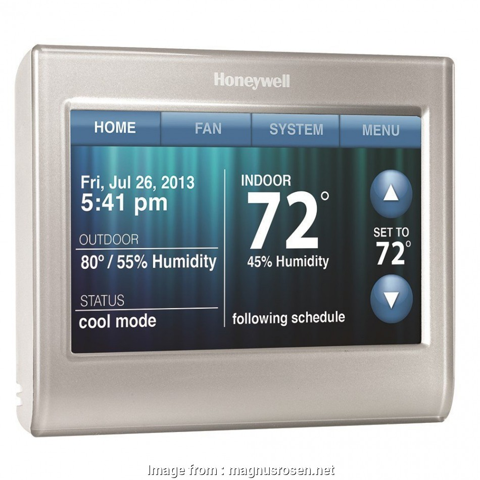 Honeywell Wifi Smart Thermostat Wiring Diagram Professional Guide To Thermostat Wiring Color