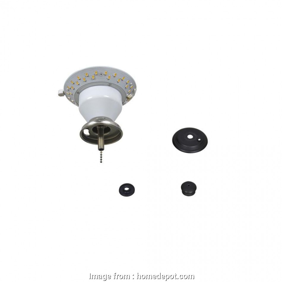 how do you replace a ceiling fan light kit LED, Rubbed Bronze Ceiling, Replacement Light Kit-1000044890014 -, Home Depot 11 Simple How Do, Replace A Ceiling, Light Kit Galleries