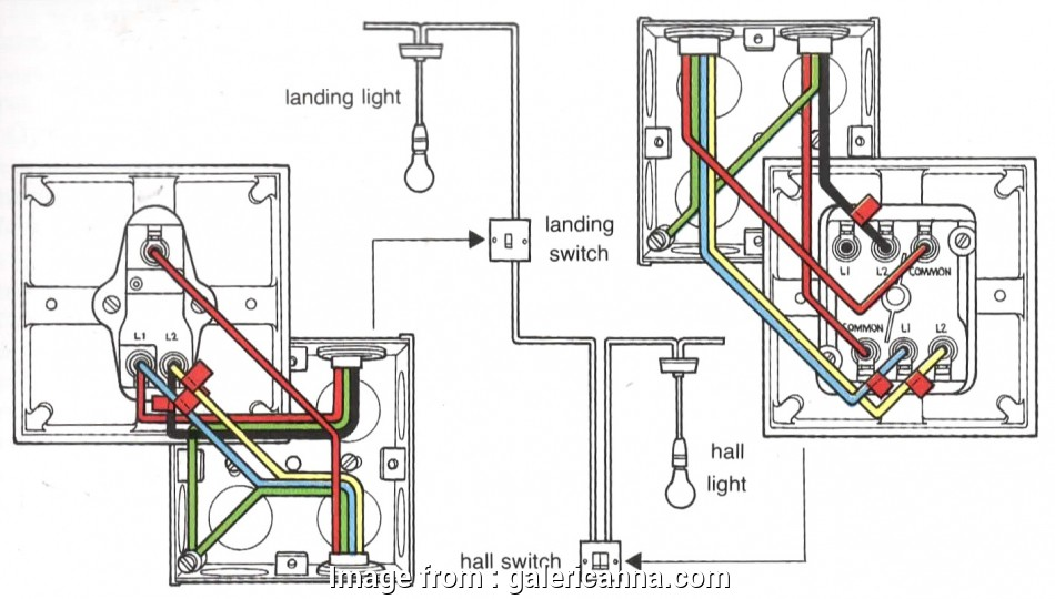 How Do U Wire A  Way Switch Nice 3 Gang 2  Dimmer Switch