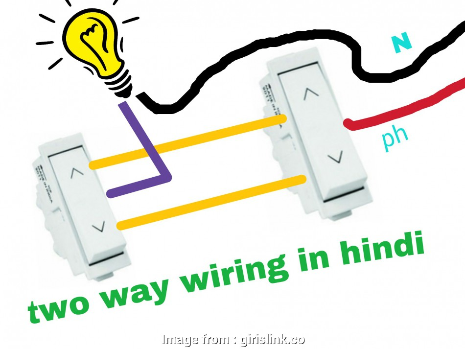 How Do U Wire A  Way Switch Best Two  Switch Wiring In Hindi Youtube Rh Youtube  1  Switch
