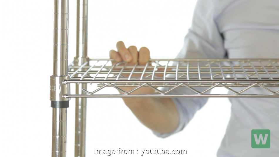 how to assemble wire shelving racks How to Assemble Regency Wire Shelving 8 Popular How To Assemble Wire Shelving Racks Collections