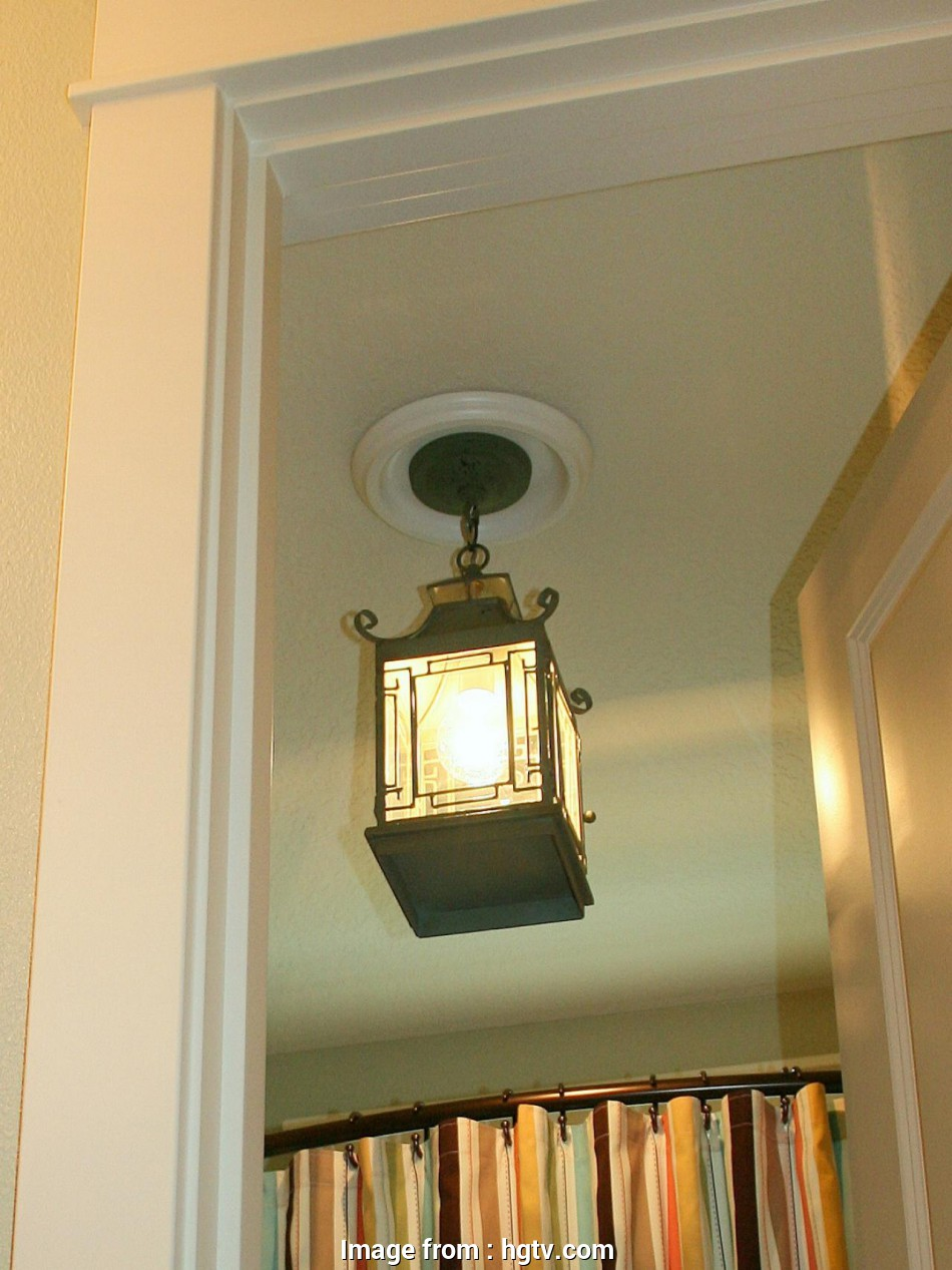 how to install a new ceiling light and switch Replace Recessed Light With a Pendant Fixture, HGTV How To Install A, Ceiling Light, Switch Perfect Replace Recessed Light With A Pendant Fixture, HGTV Galleries