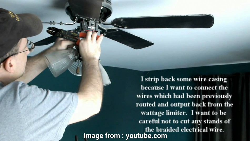 how to install a ceiling fan with light youtube fixing ceiling, on which lights, been blinking because of defective wattage limiter, YouTube 19 Professional How To Install A Ceiling, With Light Youtube Images