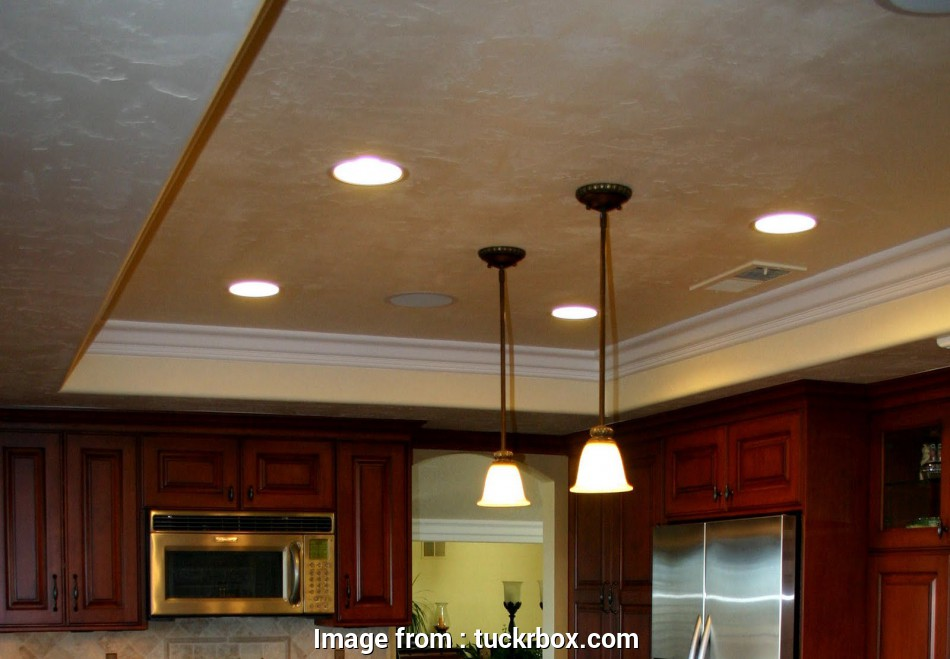How To Install Recessed Lighting In Drop Down Ceiling