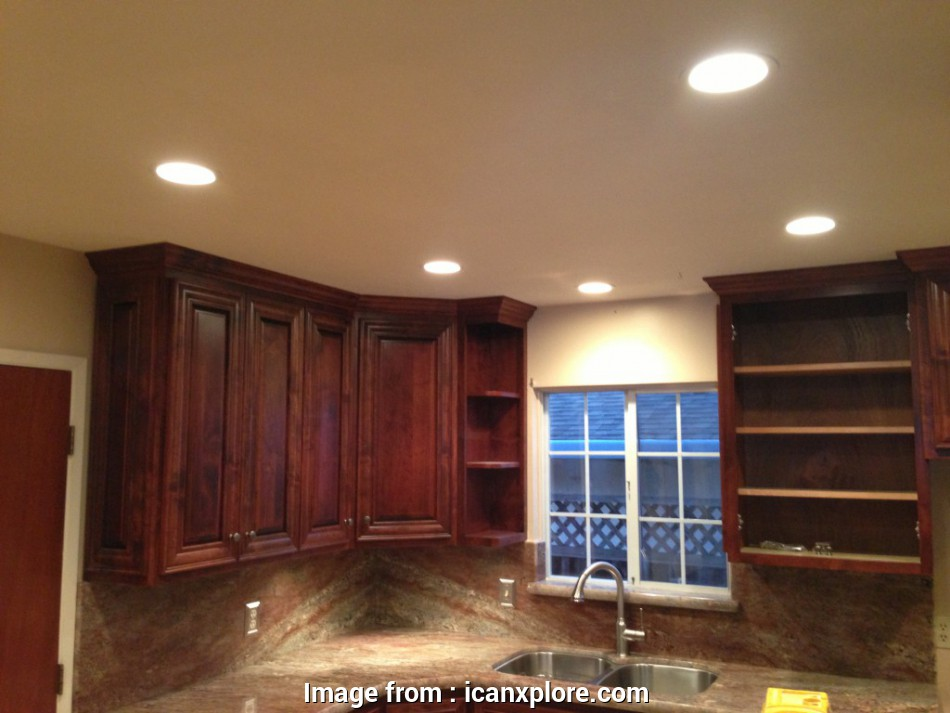 How To Install Recessed Lighting In My Kitchen Perfect Led ...