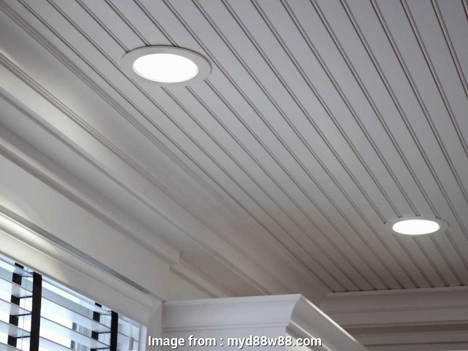 How To Install Recessed Lighting With Finished Ceiling