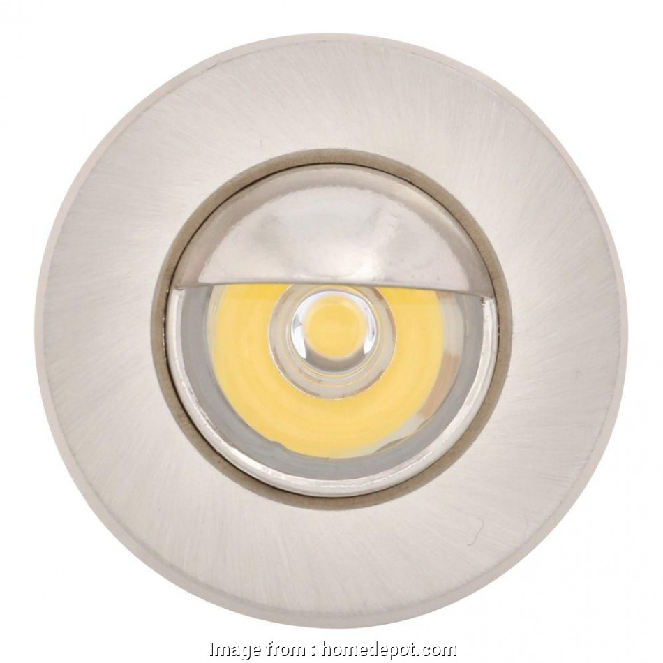 how to install recessed puck lights Armacost Lighting Mini Warm White Integrated, Recessed Puck Light with, in. Brushed Steel Trim Ring How To Install Recessed Puck Lights Popular Armacost Lighting Mini Warm White Integrated, Recessed Puck Light With, In. Brushed Steel Trim Ring Galleries
