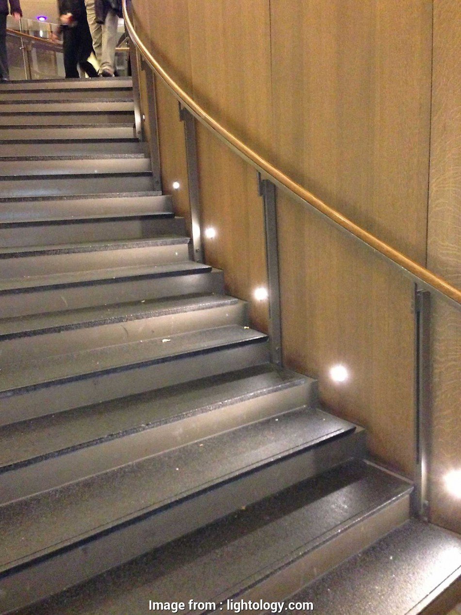 how to install recessed stair lighting Port, Round Wall/Floor Recessed Light by PureEdge Lighting 10 Perfect How To Install Recessed Stair Lighting Pictures