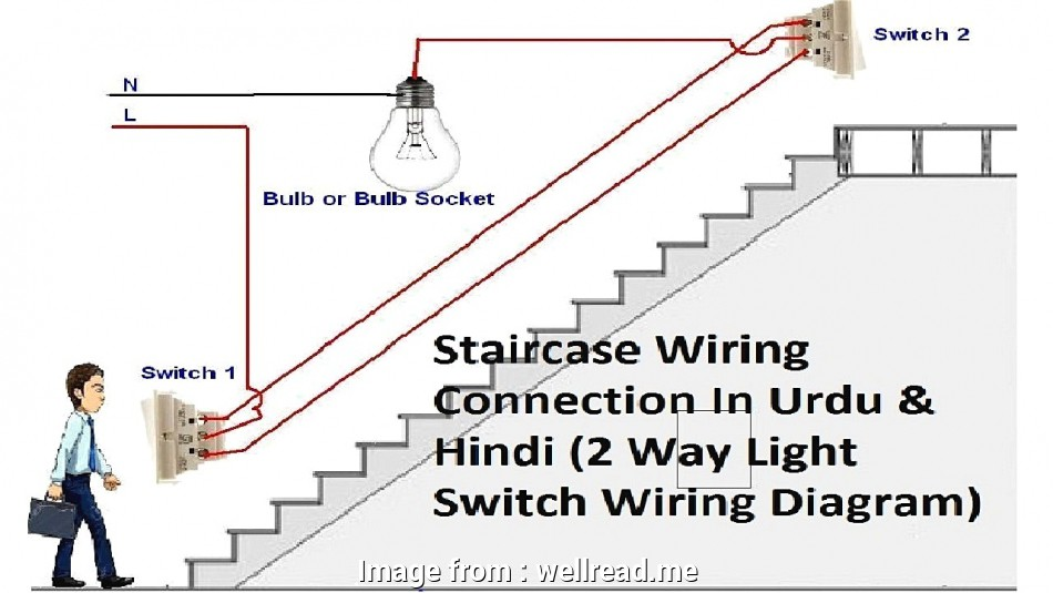 how to install a 3 way light switch diagram Simple Wiring Diagram, 3, Switches Wire Switch Video On, To Best Of 17 Perfect How To Install, Way Light Switch Diagram Galleries