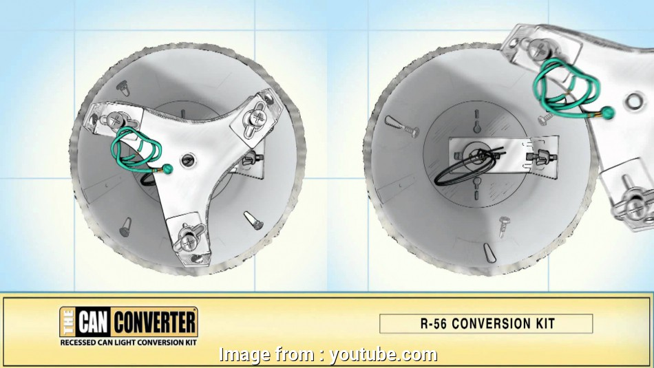 how to replace ceiling fan with can light The, Converter Model R56., to Install, Ceiling Fan 18 Creative How To Replace Ceiling, With, Light Ideas
