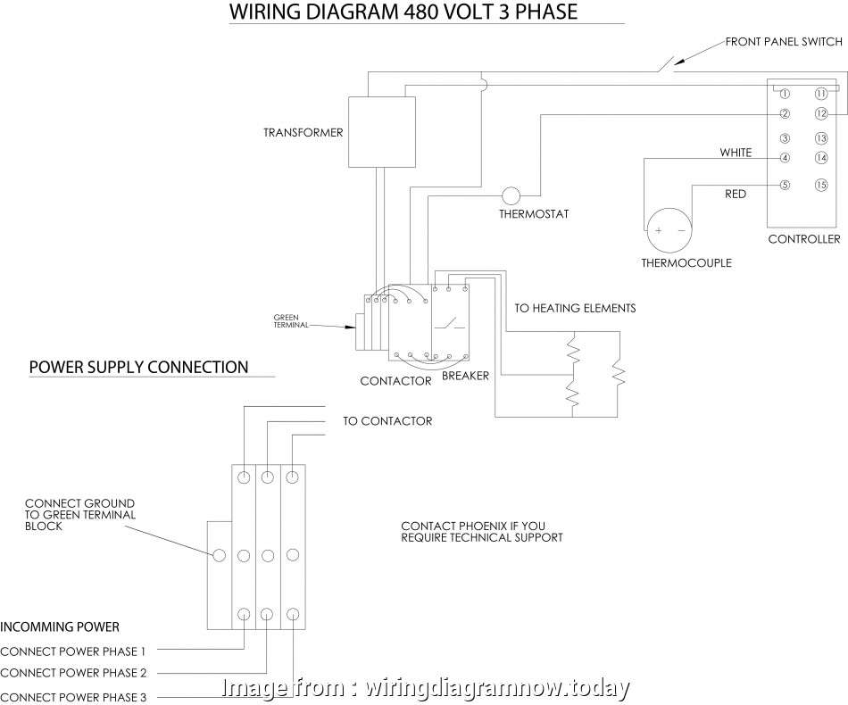 How To Wire A 480V Light Top 3 Phase Lighting ...  Phase Lighting Wiring Diagram on 3 phase motor wiring diagrams, 3 phase lighting transformer diagram, 3 phase motor wiring connection, lighting control diagram, 3 phase lighting timer, 3 phase power diagram, electrical phase diagram, 3 phase motor starter diagram, 3 wire circuit diagram, 3 phase electric motor wiring,
