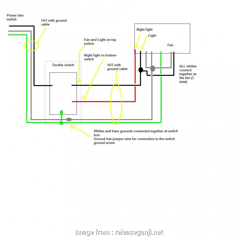 how to wire a bathroom fan and light independently Wiring Diagram Of Exhaust, Bathroom Capacitor Connection, To Throughout How To Wire A Bathroom, And Light Independently Professional Wiring Diagram Of Exhaust, Bathroom Capacitor Connection, To Throughout Galleries