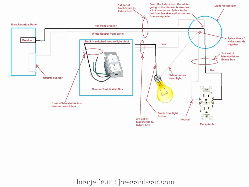 how to wire a ceiling fan into a light switch Wiring Diagram Bathroom Light Switch Inspirational, to Wire A Ceiling, with Light Awesome attractive Harbor 16 Simple How To Wire A Ceiling, Into A Light Switch Solutions