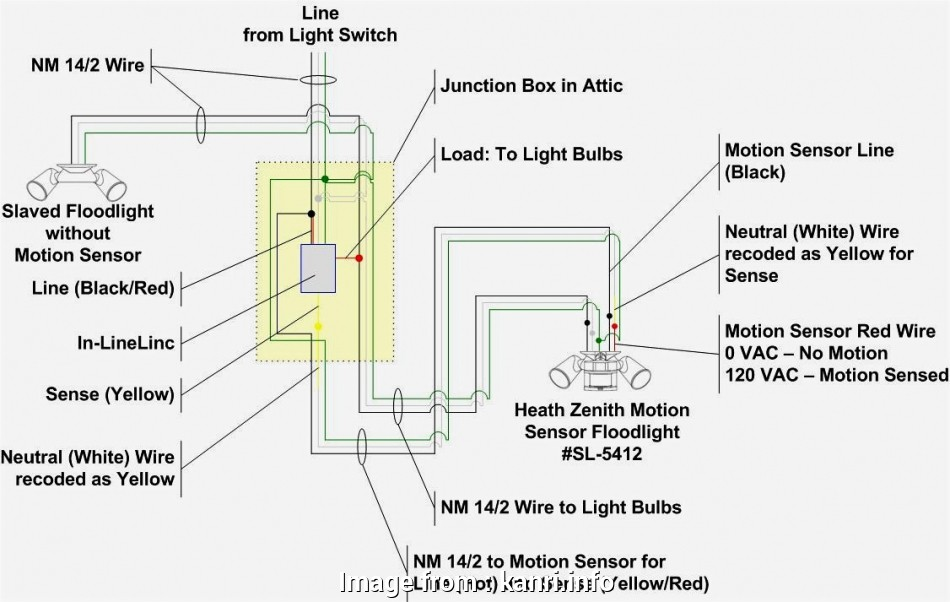 How To Wire A External Light New Pir Motion Sensor Wiring Diagram  External Wall Lights With New