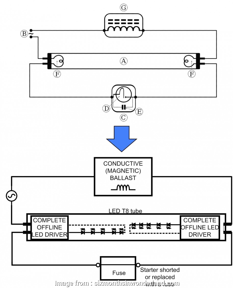 Wire Diagram T8 - Technical Diagrams on