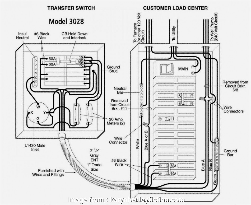 how to wire a generator transfer switch diagram reliance generator transfer switch wiring diagram Collection-Reliance Generator Transfer Switch Wiring Diagram Fresh Generator 19 Top How To Wire A Generator Transfer Switch Diagram Collections